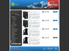 DanDomain Shop: E-TECH